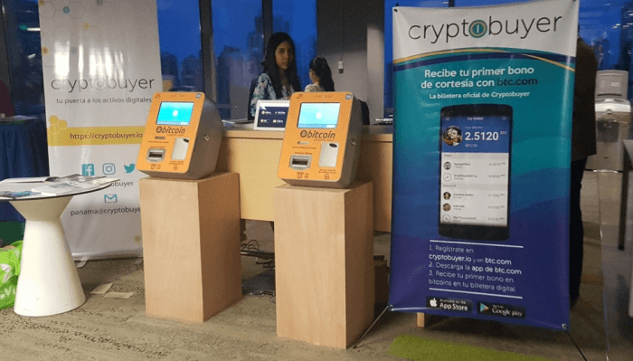 ATM биткоин