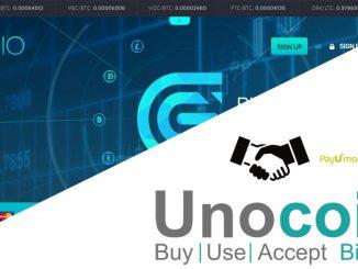 CEX.io и Unocoin