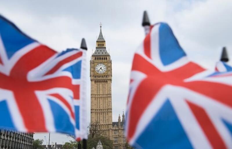 Великобритании