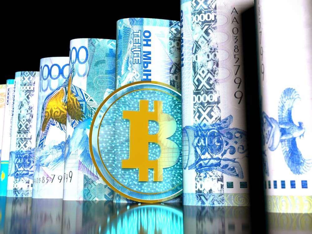Казахстан криптовалюта