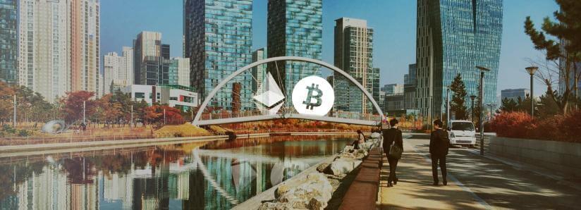 биткоин Корея