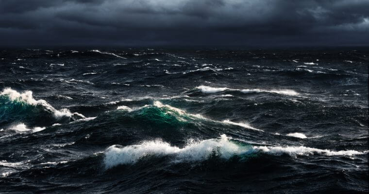 Storm-waters