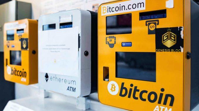 Карта биткоин банкоматов 5 счет форекс