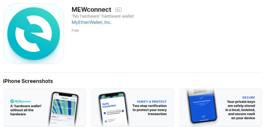 MEWConnect