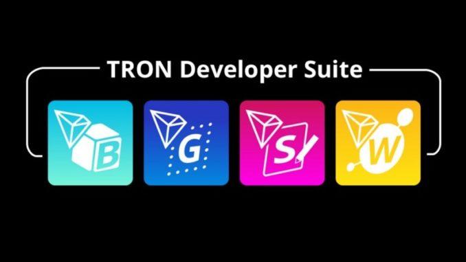 Tron выпускает набор инструментов для разработчиков