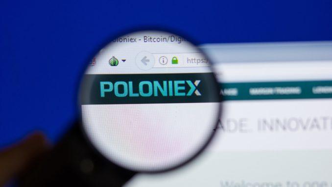 Новое мобильное приложение биржи Poloniex