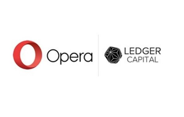 Ledger Capital заключил партнёрство с Opera