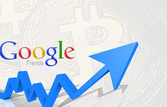 Google-Trends биткоин