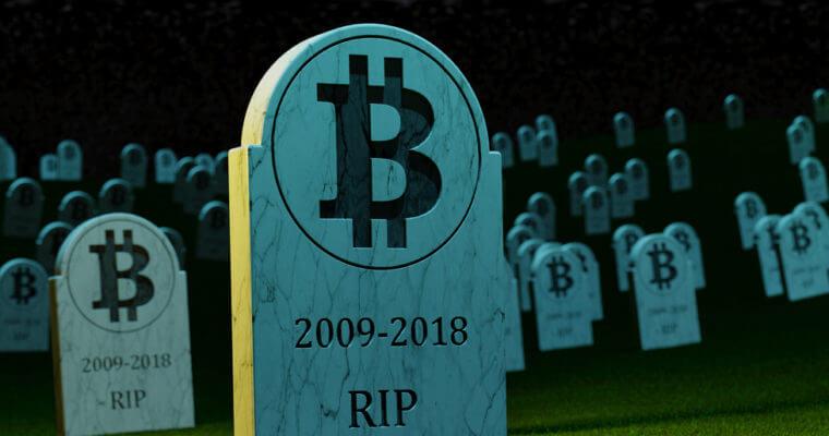 Bitcoin 'Died'