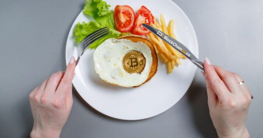 Food биткоин