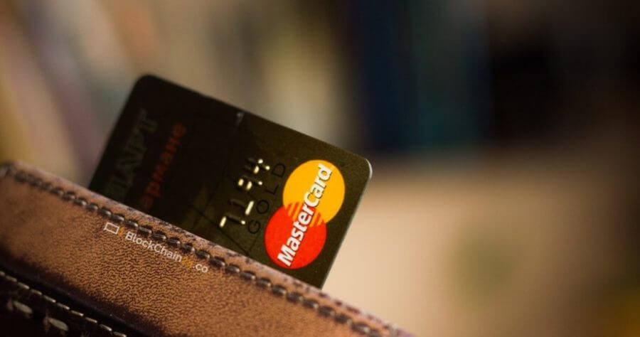 MasterCard блокчейн