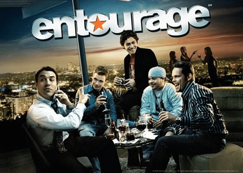 TV show Entourage
