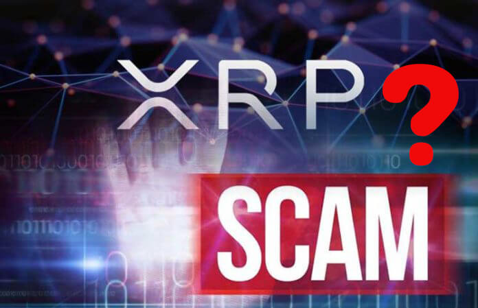 XRP-Scam