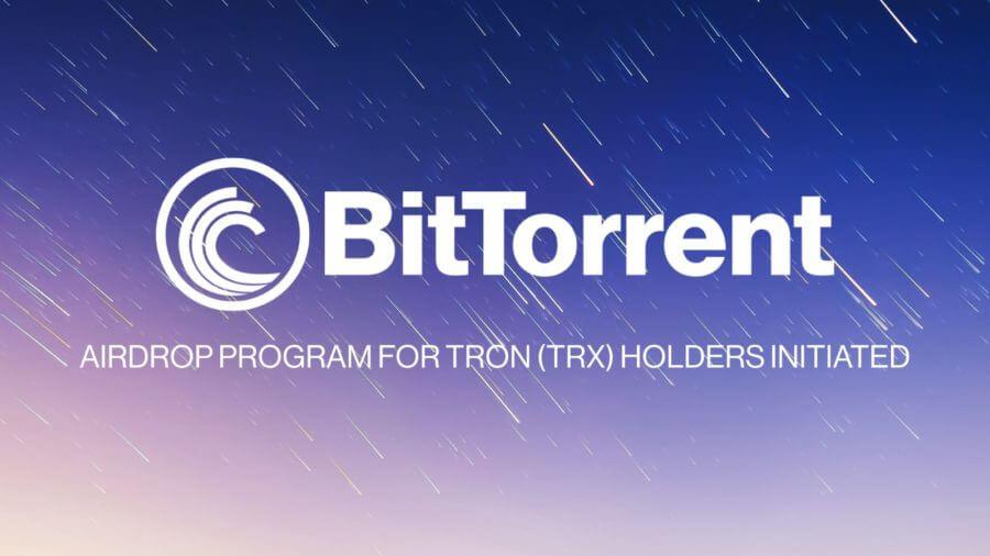 BitTorrent (BTT) Airdrop
