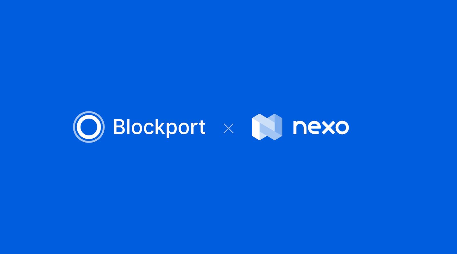 Blockport---Nexo