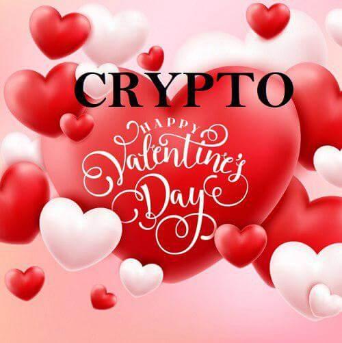 Crypto valentin day