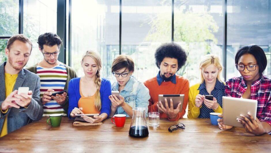Millennials-stock