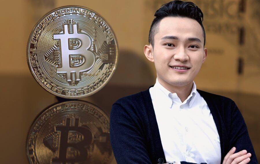 bitcoin-Justin Sun