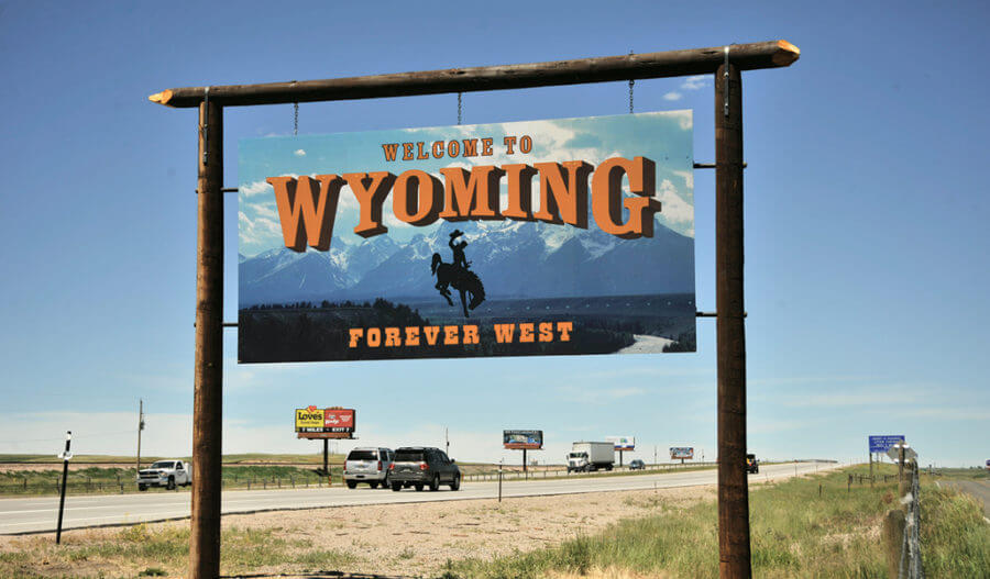 welcome WYOMING