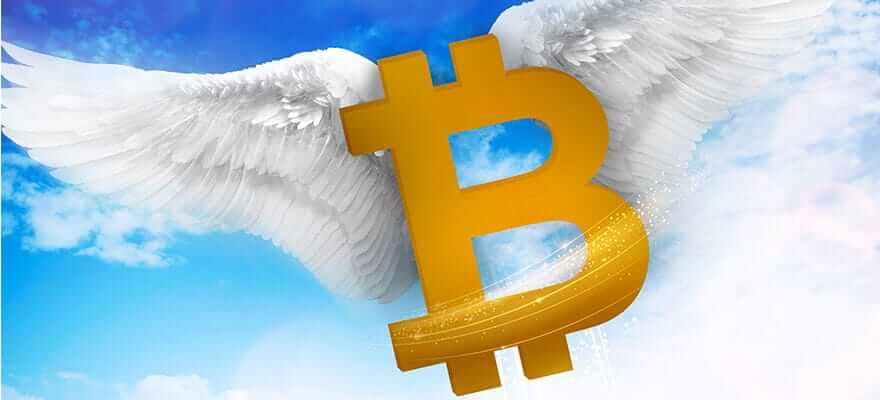 Bitcoin-angel