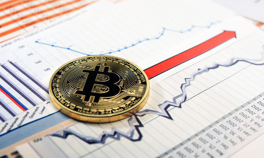 Bitcoin up to $5,000