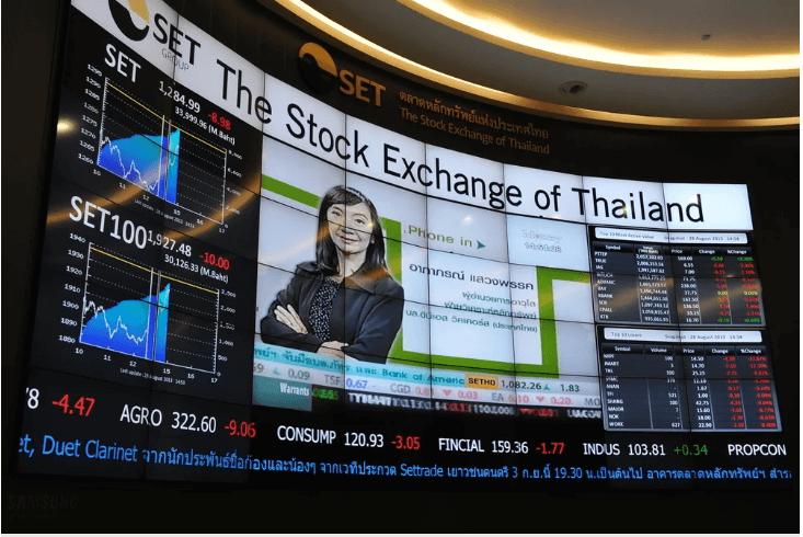 Thailand's National Exchange