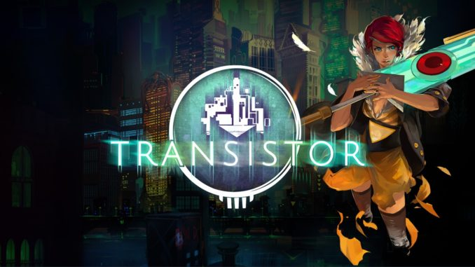 Epic Games Store Transistor