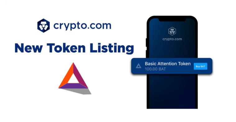 crypto.com & BAT