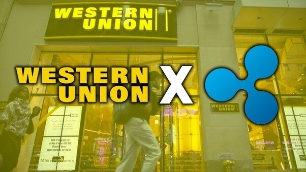 Western Union XRP