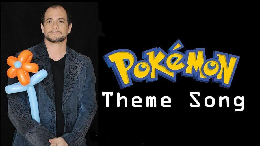 pokemon song Jason Paige