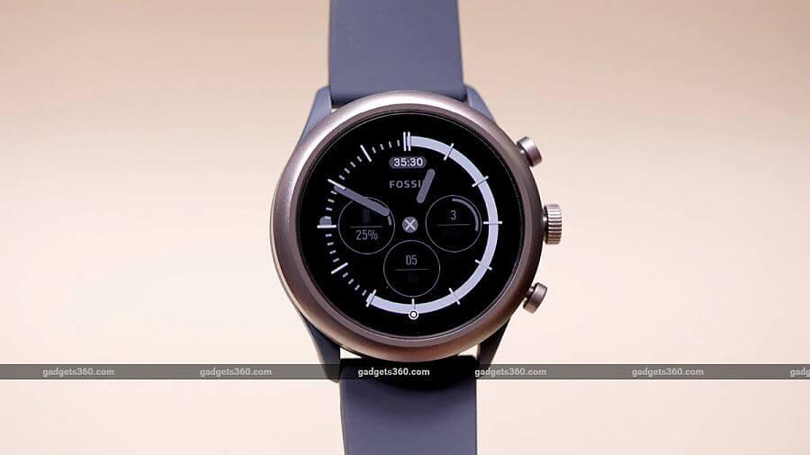 Fossil Sport Smartwatch4
