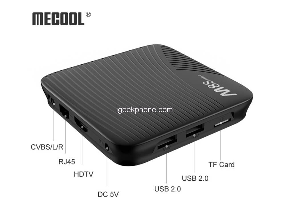 MECOOL-M8S-PRO-L-Android-TV-3GB-32GB-TV-Box-with-Voice-Control 1
