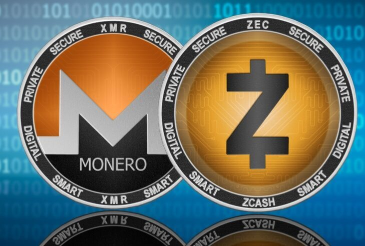 Monero-and-Zcash