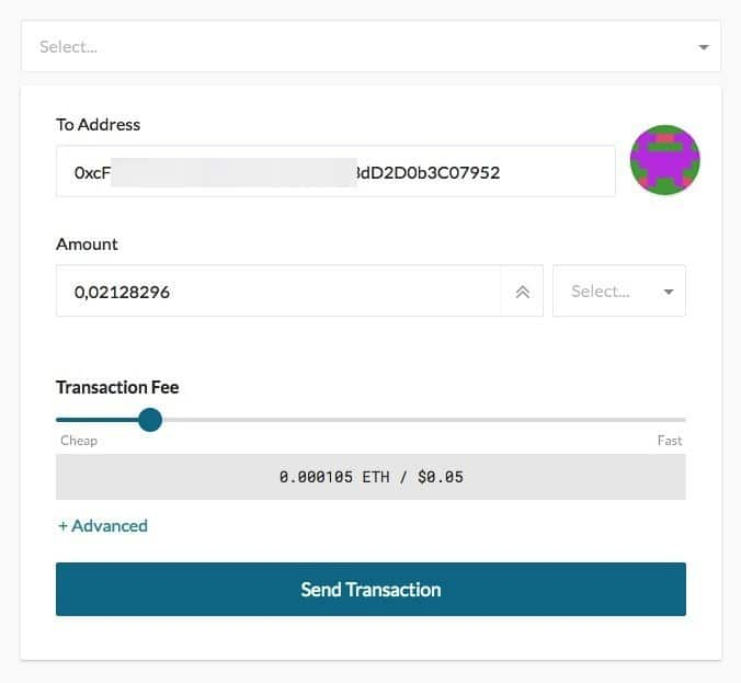 MyCrypto-Wallet-Ethereum