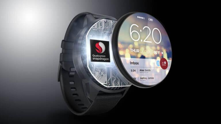 Qualcomm-New-Smartwatch-Processor