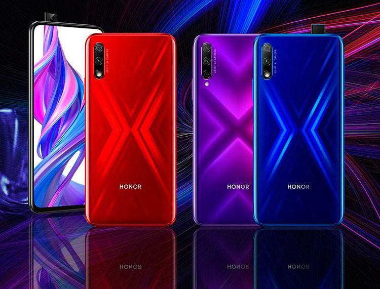 Honor 9X и 9X Pro