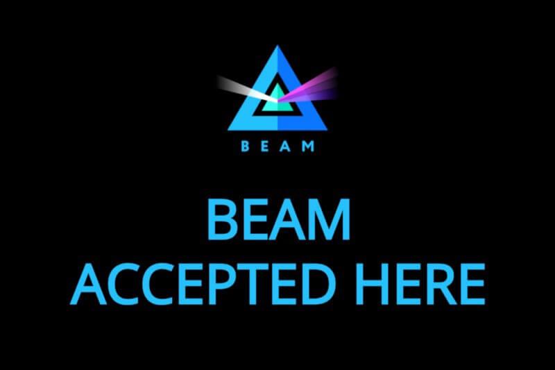 Beam accept