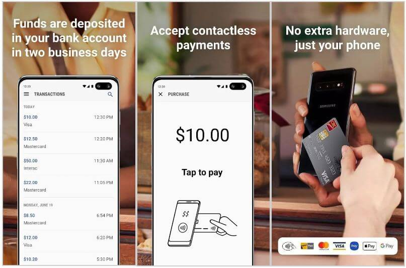 Samsung Pay Touch