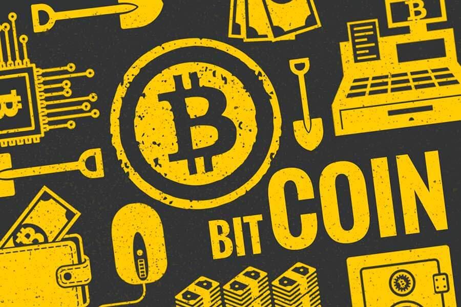 bitcoin-yellow