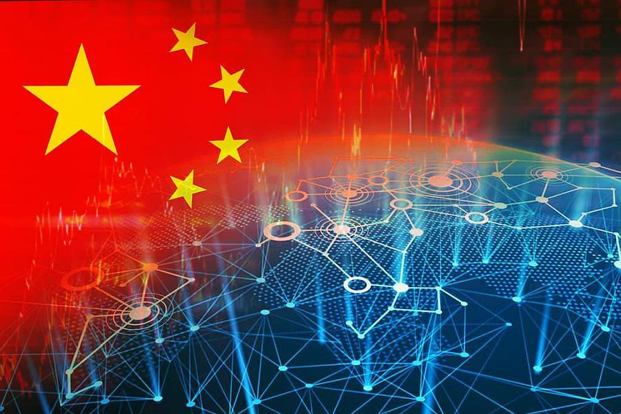 China-blockchain