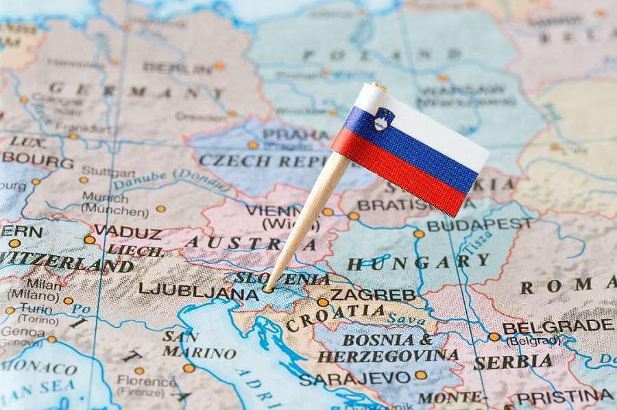 Slovenia-blockchain