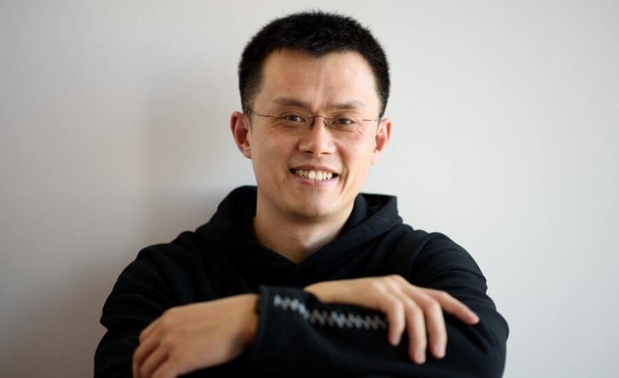 Changpeng-Zhao