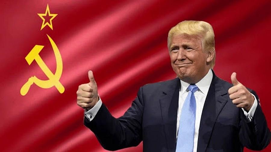 Donald Trump and Socialism