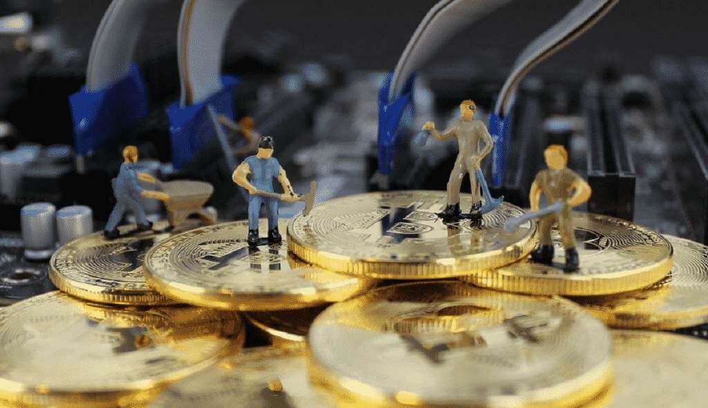 Bitcoin-BTC-Mining