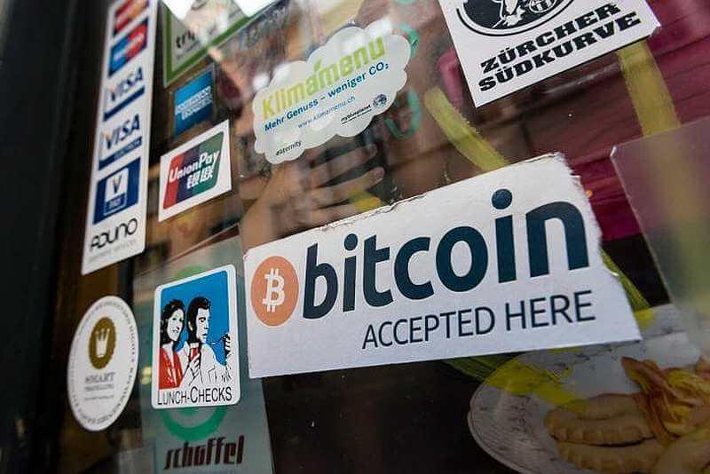 Биткоин Bitcoin accept