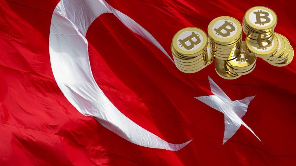Bitcoin-Биткоин Турция