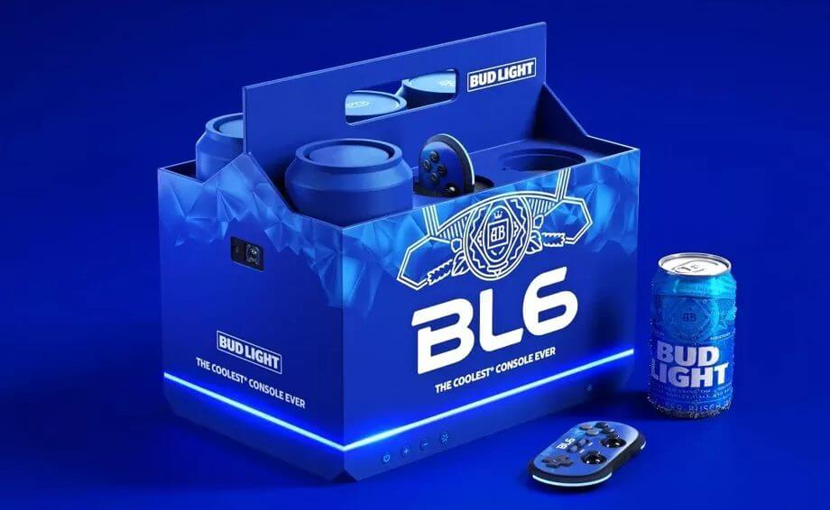 Bud Light BL6