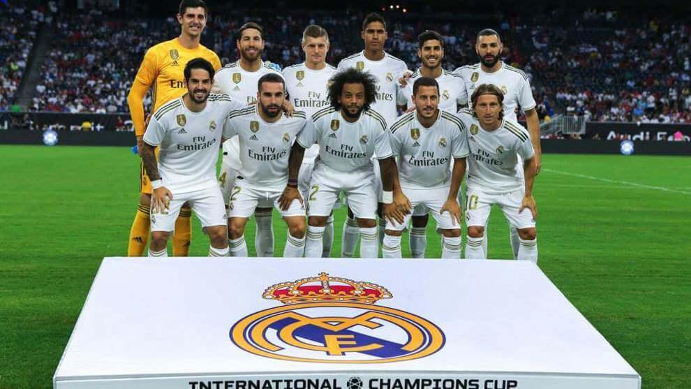 Real Madrid Stal Chastyu Blokchejn Platformy Sorare