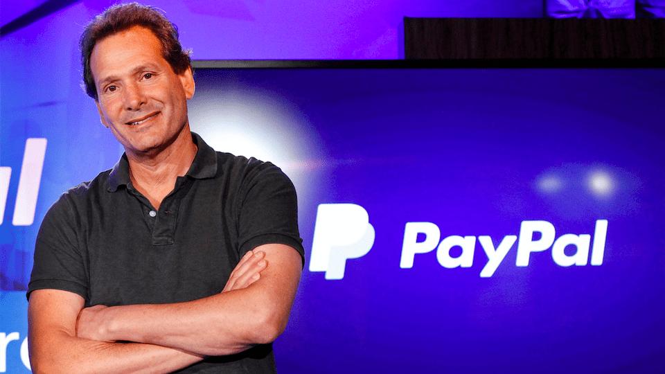 PayPal Дэн Шульман