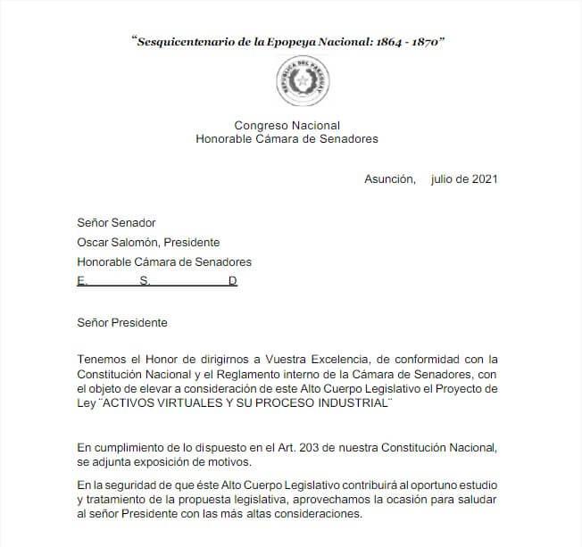 Paraguay Regulation
